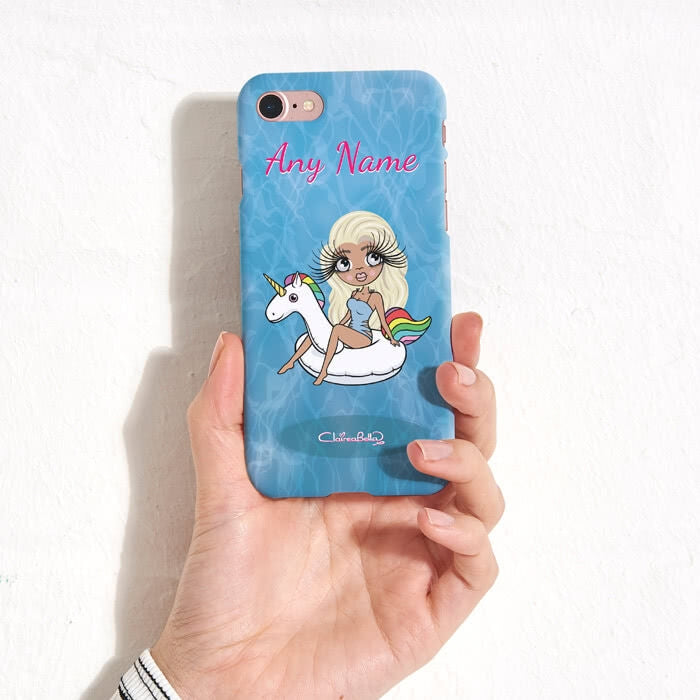 ClaireaBella Personalised Pool Side Phone Case - Image 7