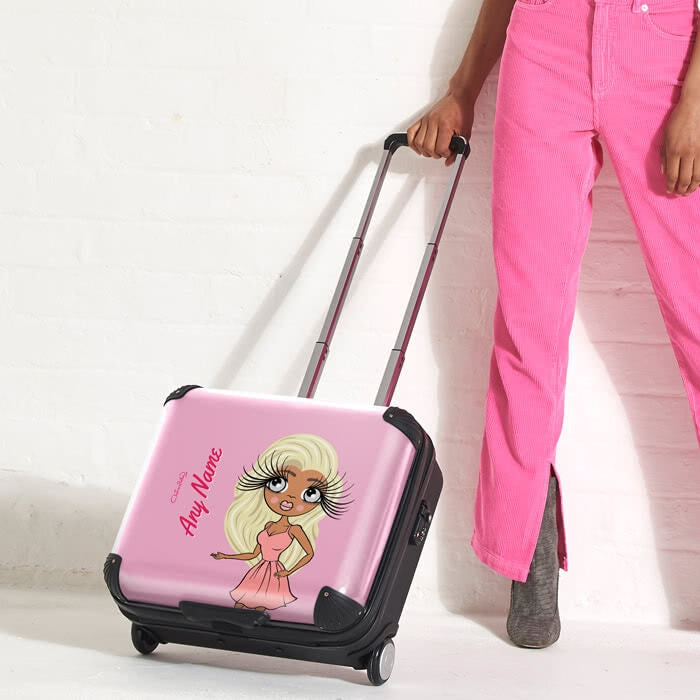 ClaireaBella Close Up Weekend Suitcase - Image 1