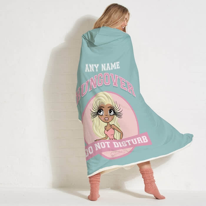 ClaireaBella Hangover Hooded Blanket - Image 3
