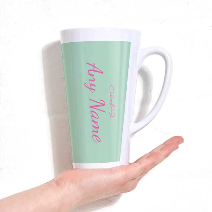 ClaireaBella Candy Mint Latte Mug - Image 5