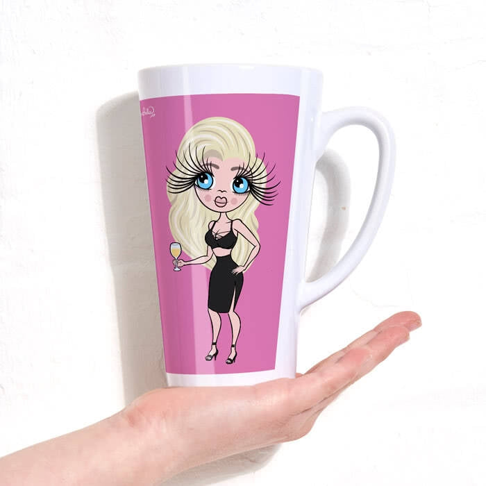 ClaireaBella The Real Boss Latte Mug - Image 5