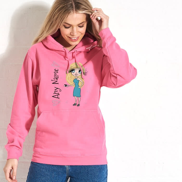 ClaireaBella Adult Hoodie - Image 2