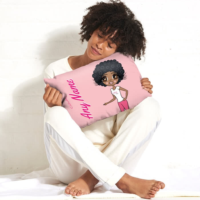 ClaireaBella Placement Cushion - Dusty Pink - Image 2