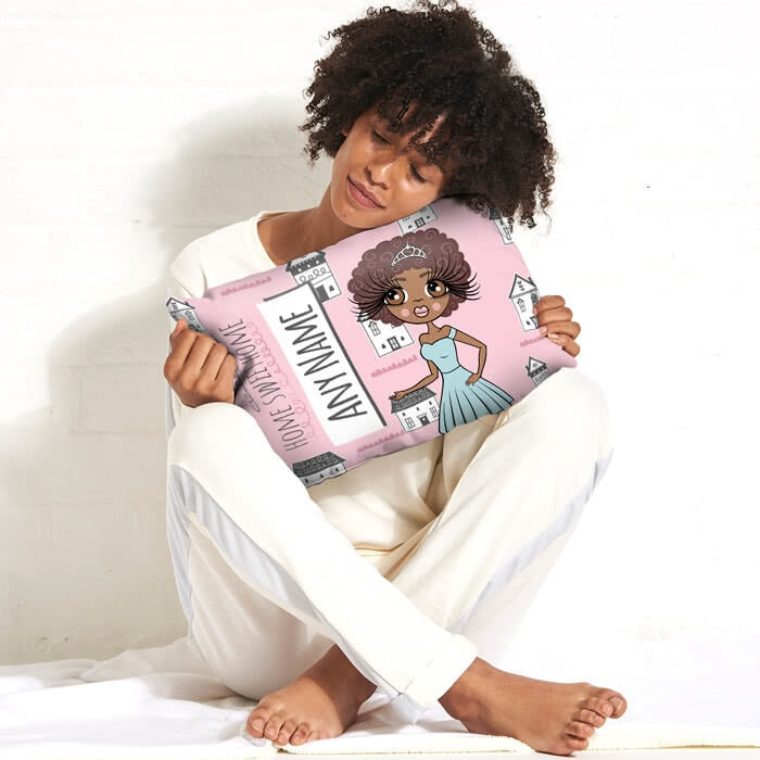 ClaireaBella Placement Cushion - Home Sweet Home - Image 2