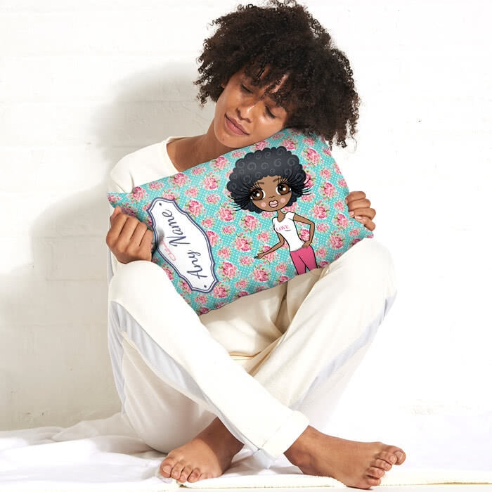 ClaireaBella Placement Cushion - Rose - Image 5