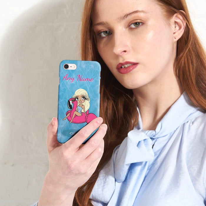 ClaireaBella Personalised Pool Side Phone Case - Image 6