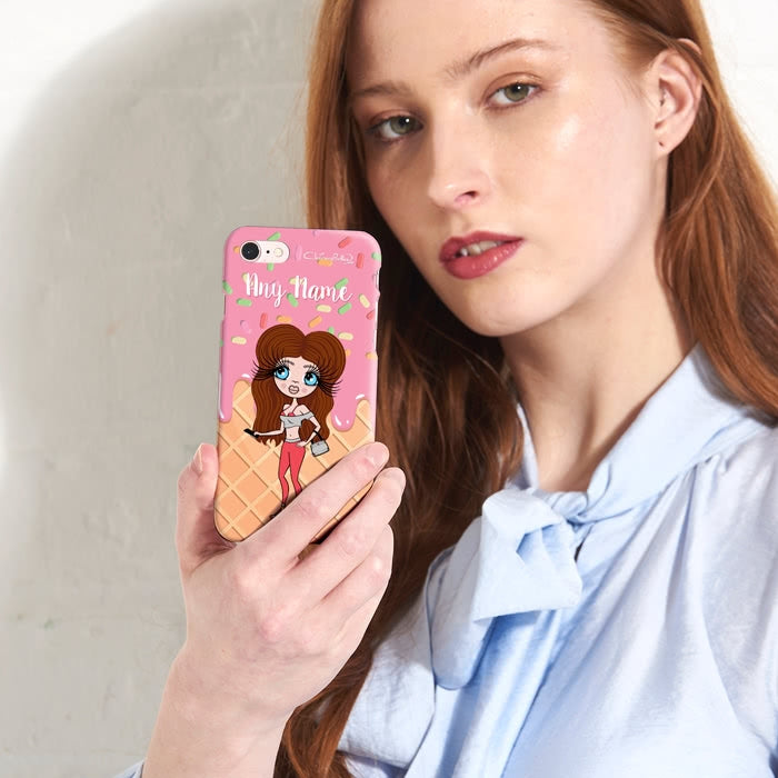 ClaireaBella Personalised Ice Lolly Phone Case - Image 3