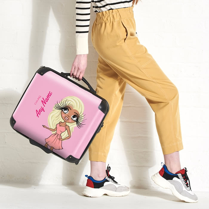 ClaireaBella Close Up Weekend Suitcase - Image 2