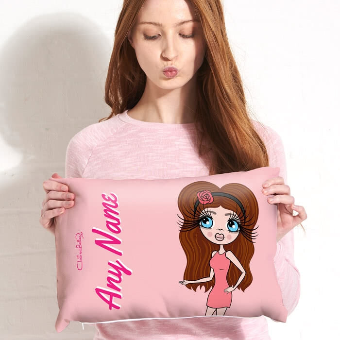 ClaireaBella Placement Cushion - Dusty Pink - Image 3