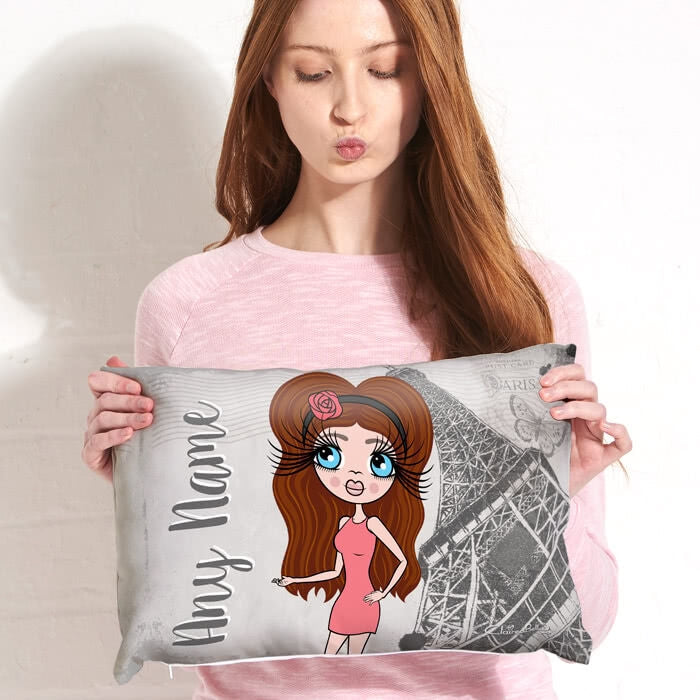 ClaireaBella Placement Cushion - Paris - Image 5