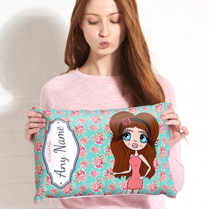 ClaireaBella Placement Cushion - Rose - Image 3