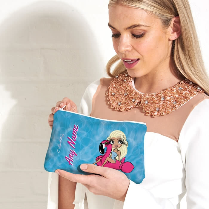 ClaireaBella Pool Side Make Up Bag - Image 4