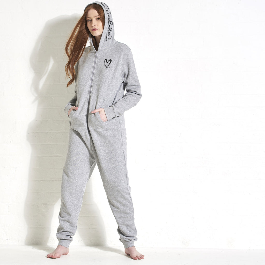 ClaireaBella Adult Blooming Lovely Onesie - Image 2