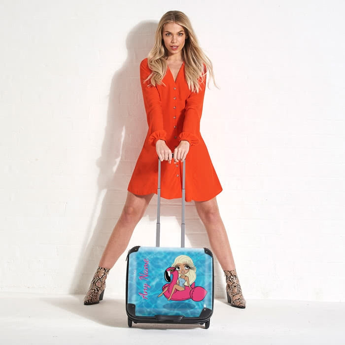 ClaireaBella Pool Side Weekend Suitcase - Image 1