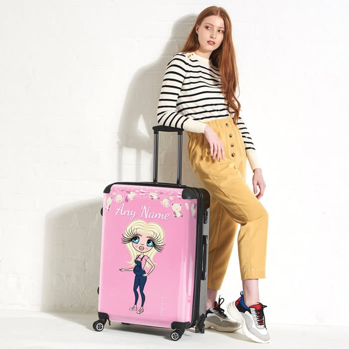 ClaireaBella Mum To Be Suitcase - Image 4