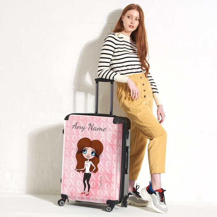 ClaireaBella XO Suitcase - Image 1