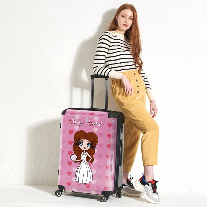 ClaireaBella Heart BrideaBella Suitcase - Image 3