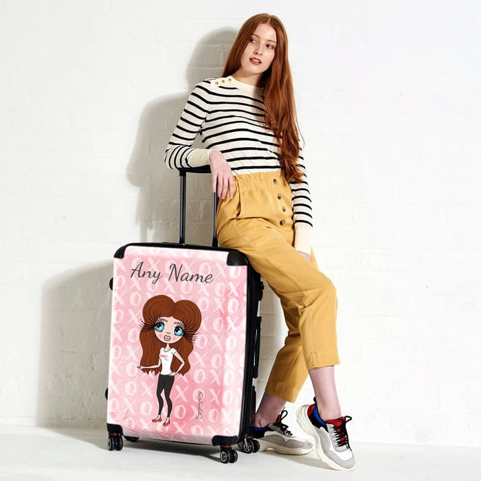 ClaireaBella XO Suitcase - Image 4