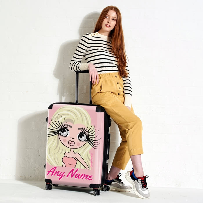 ClaireaBella Close Up Suitcase - Image 5
