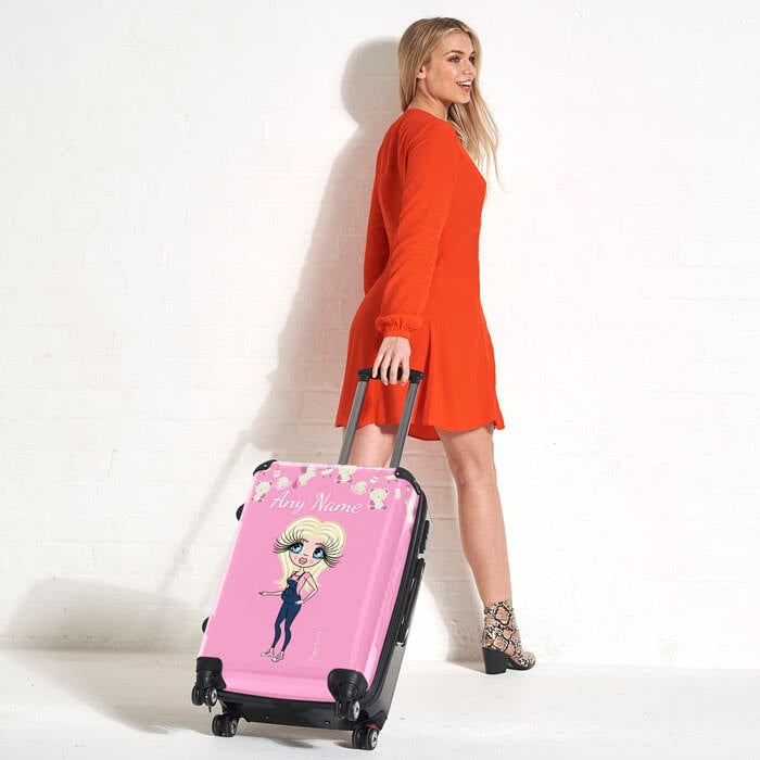 ClaireaBella Mum To Be Suitcase - Image 2