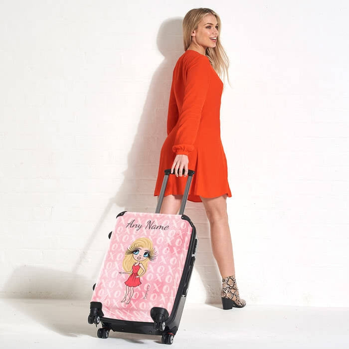 ClaireaBella XO Suitcase - Image 5