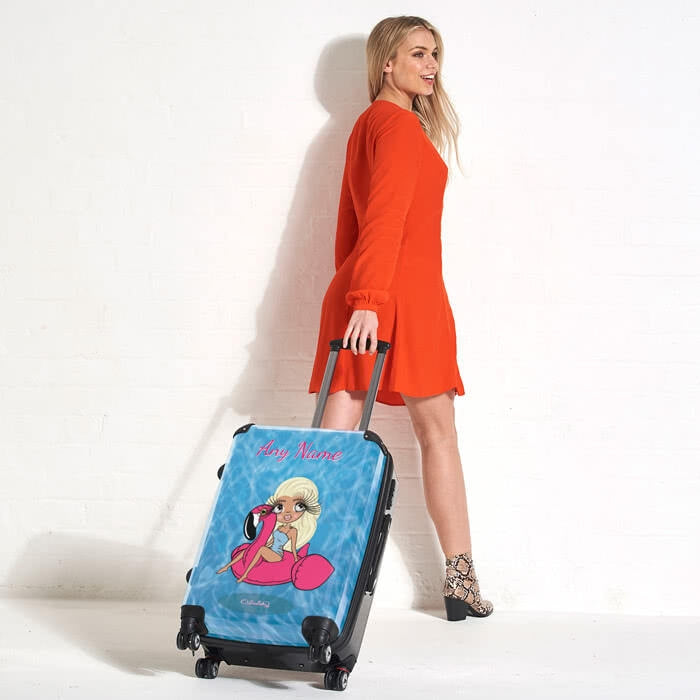 ClaireaBella Pool Side Suitcase - Image 4