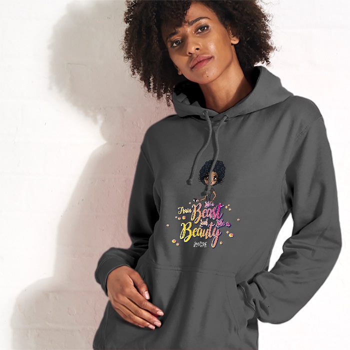 ClaireaBella Beauty Hoodie - Image 2