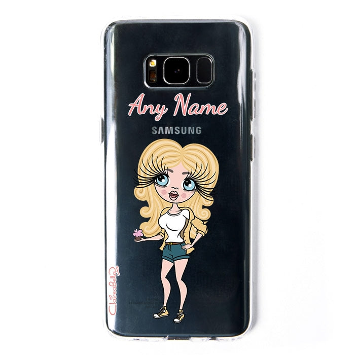 ClaireaBella Classic Clear Soft Gel Phone Case - Image 2
