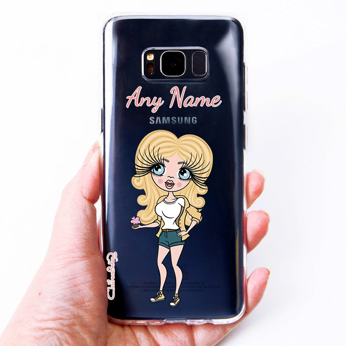 ClaireaBella Classic Clear Soft Gel Phone Case - Image 3