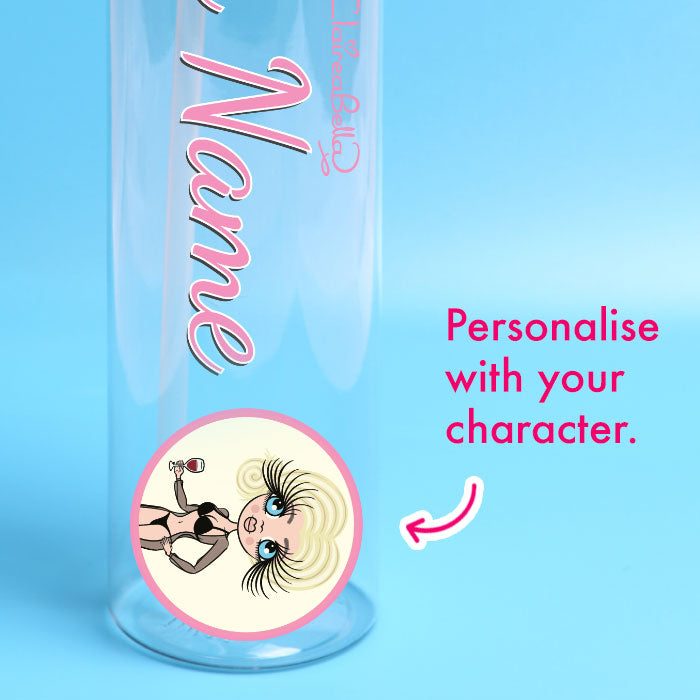 ClaireaBella Classic Water Bottle