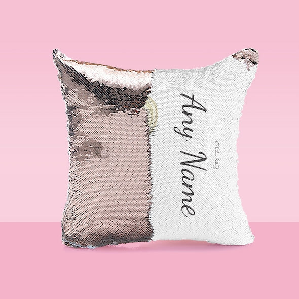 ClaireaBella Classic Sequin Cushion - Image 3