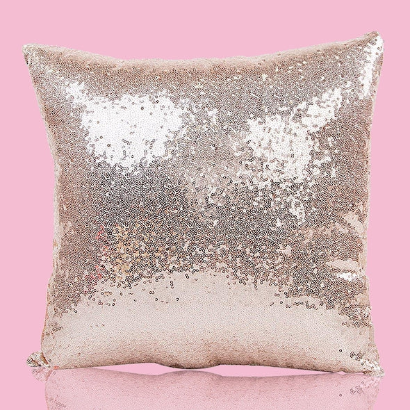 ClaireaBella Classic Sequin Cushion - Image 6