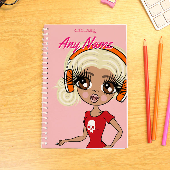 ClaireaBella Close Up A5 Softback Diary - Image 1