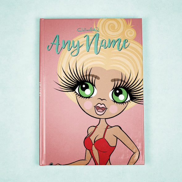 ClaireaBella A5 Hardback Diary - Close Up - Image 1