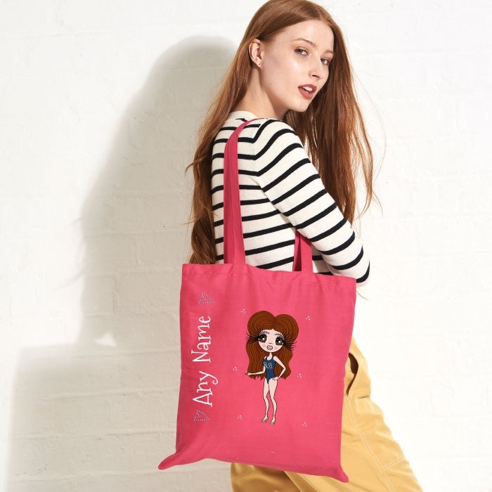 ClaireaBella Colour Pop Canvas Bag