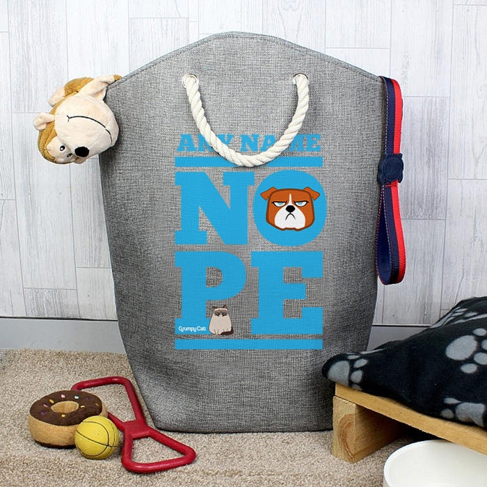 Grumpy Cat Nope Pet Storage Bag - Image 1