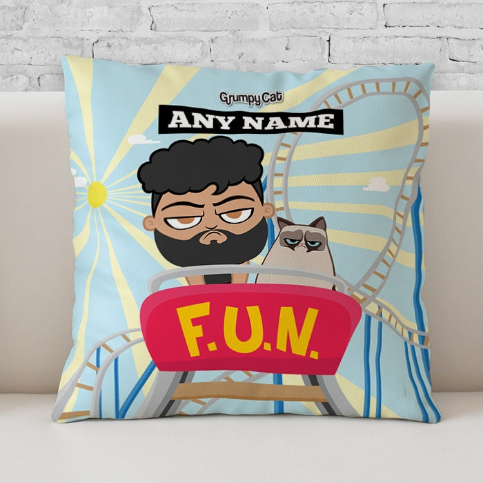 Grumpy Cat Fun Cushion - Image 1