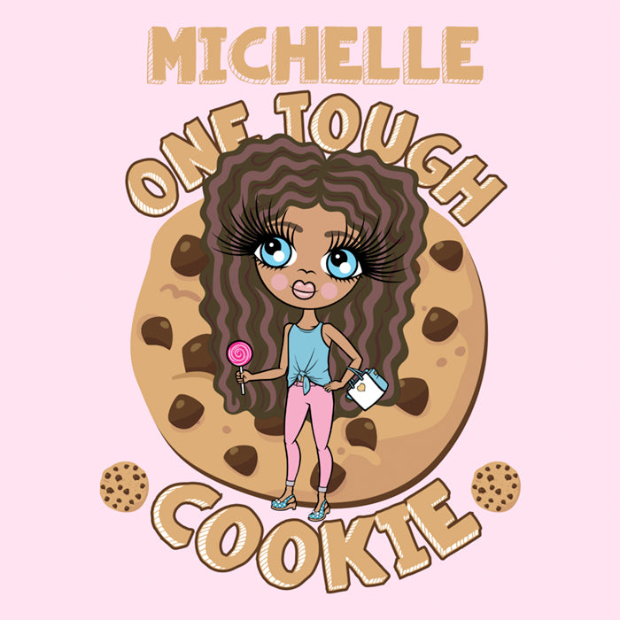 ClaireaBella Girls Tough Cookie Hoodie