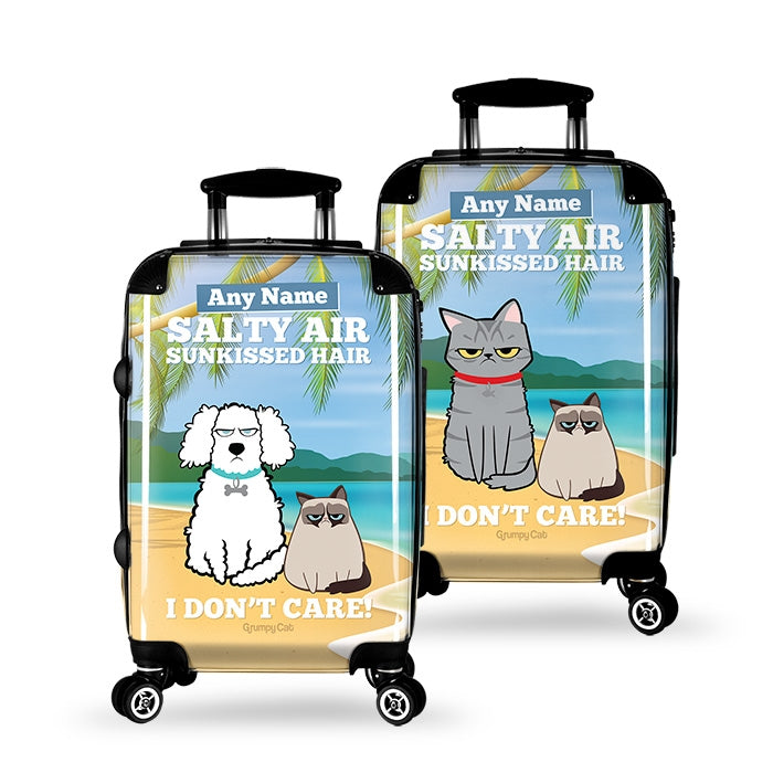 Grumpy Cat Sunkissed Suitcase - Image 2
