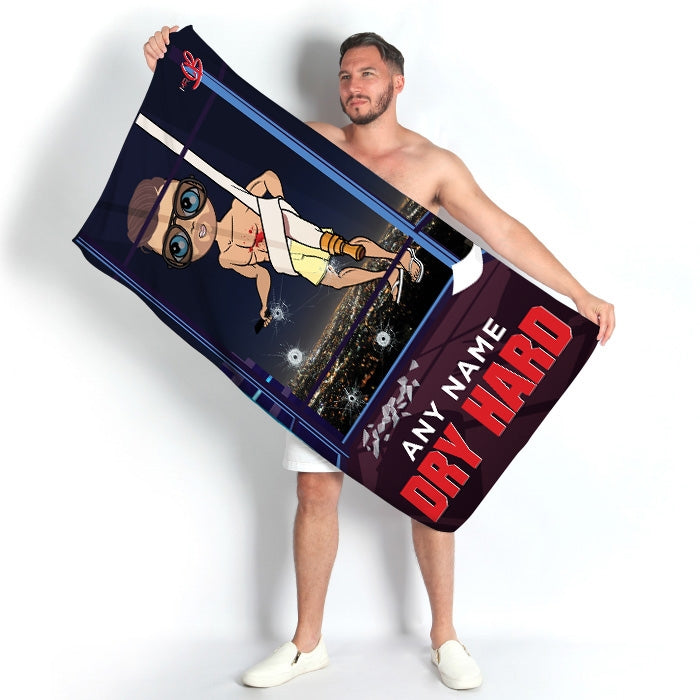 MrCB Dry Hard Beach Towel - Image 1