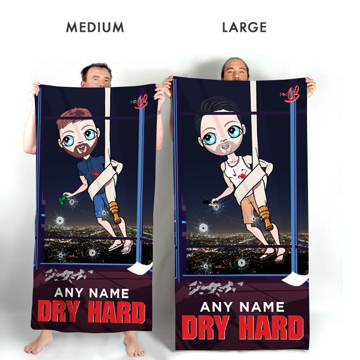 MrCB Dry Hard Beach Towel - Image 4