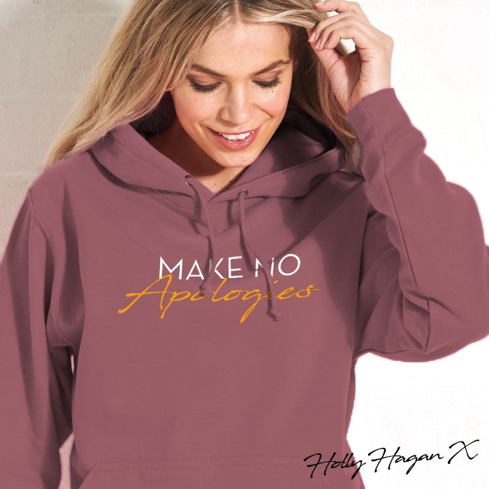 Holly Hagan X No Apologies Hoodie - Image 3
