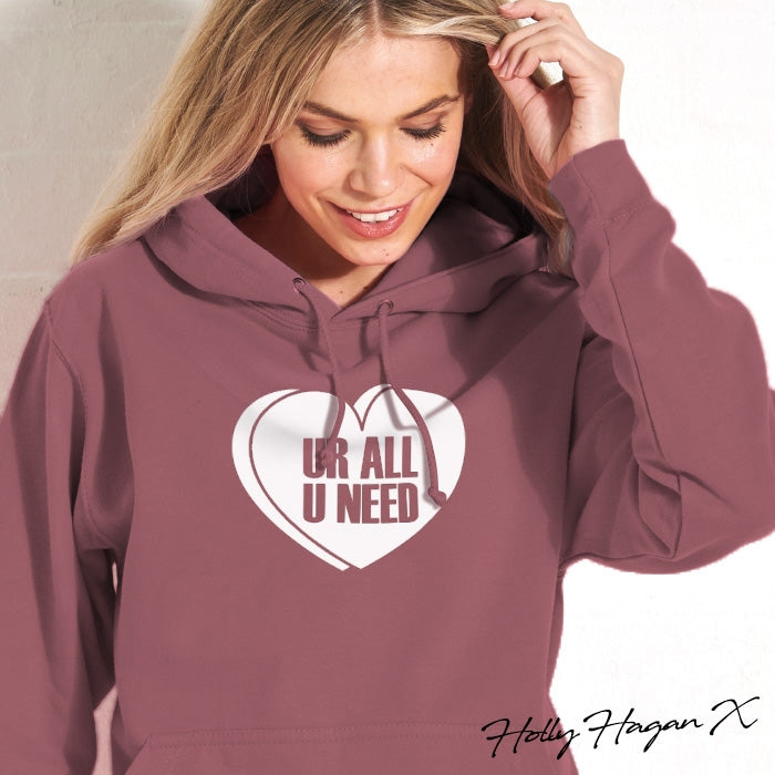 Holly Hagan X All You Need Hoodie - Image 1