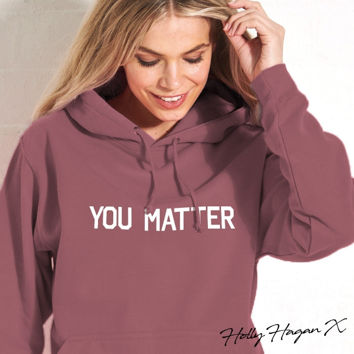 Holly Hagan X You Matter Hoodie - Image 1