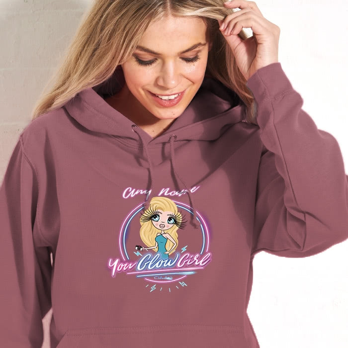 ClaireaBella You Glow Girl Hoodie - Image 7