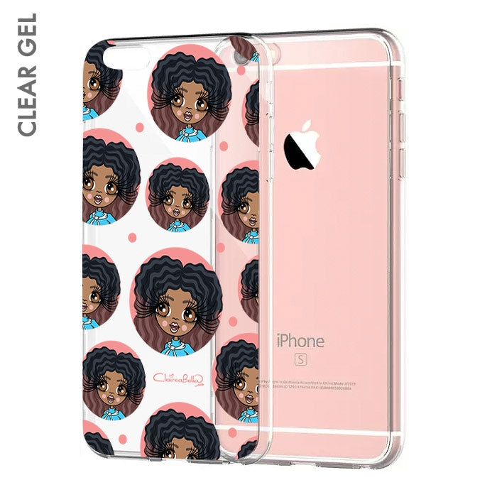 ClaireaBella Emoji Clear Soft Gel Phone Case - Image 1