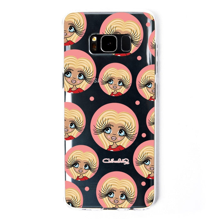 ClaireaBella Emoji Clear Soft Gel Phone Case - Image 3