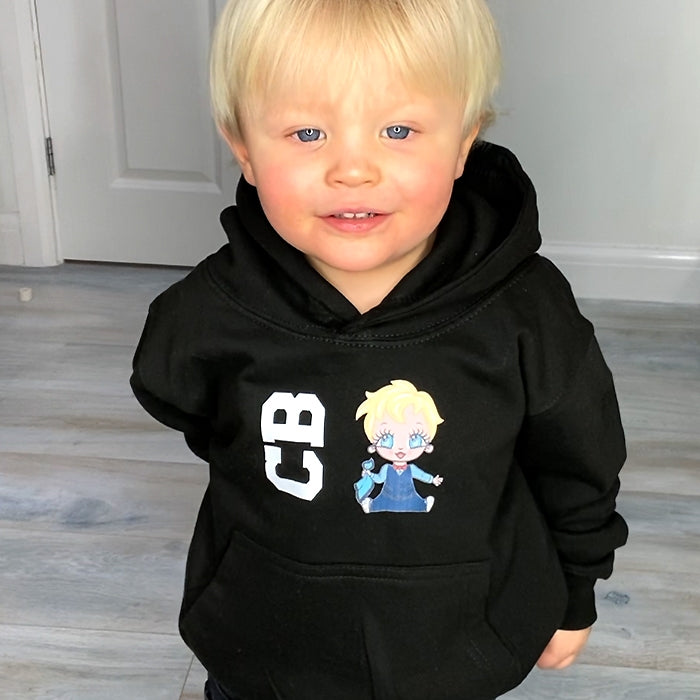Early Years Boys Hoodie - Image 1