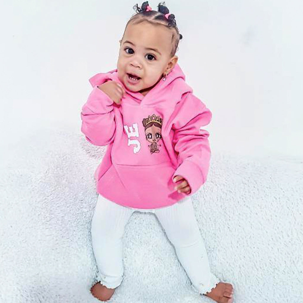Early Years Girls Hoodie - Image 2