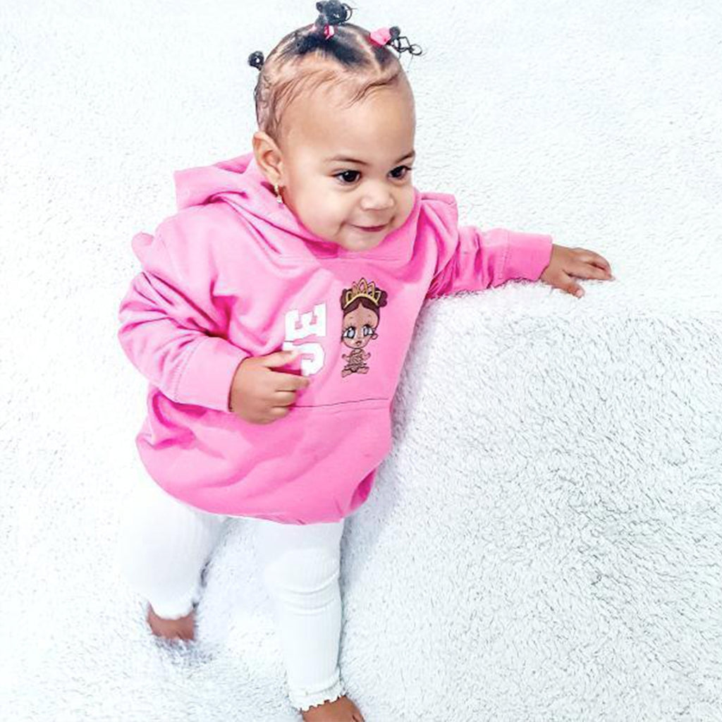 Early Years Girls Hoodie - Image 3